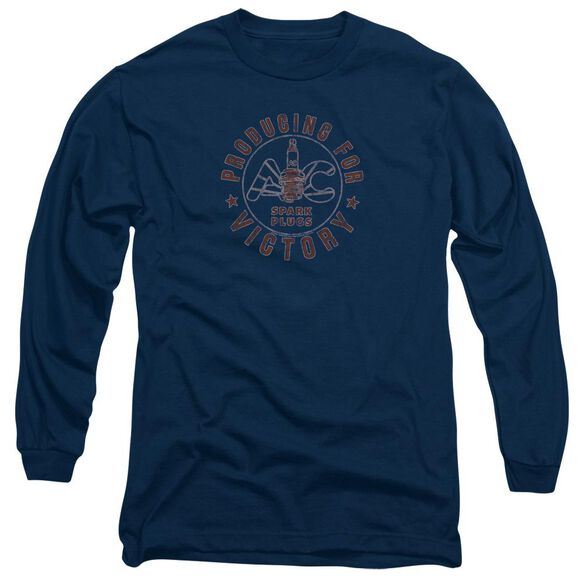 Ac Delco Producing For Victory Long Sleeve Adult T-Shirt