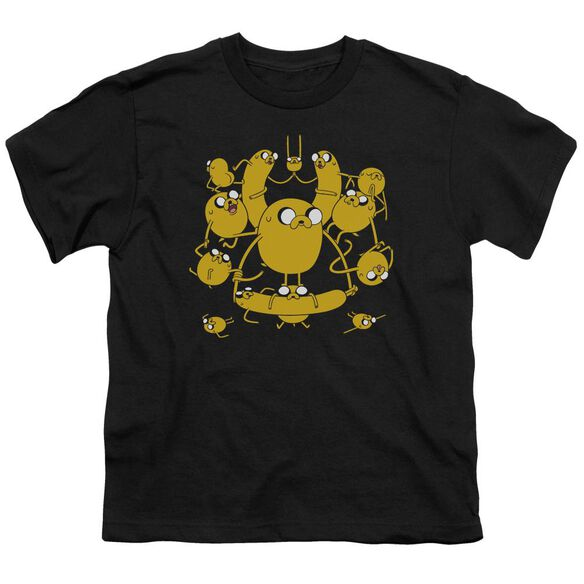 Adventure Time Jakes Short Sleeve Youth T-Shirt