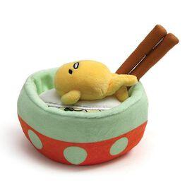 Gudetama Noodle Bowl Plush