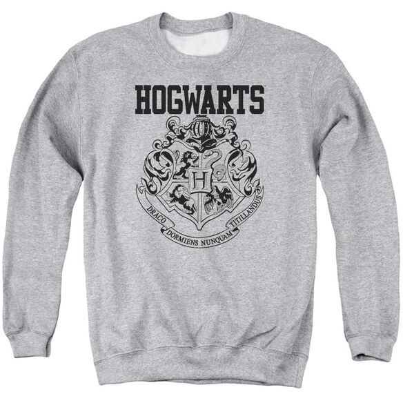 Harry Potter Hogwarts Athletic Adult Crewneck Sweatshirt Athletic