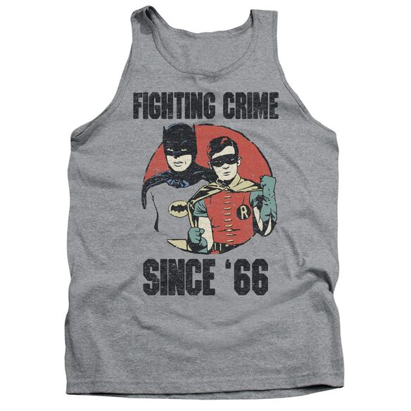 Batman Classic Tv Since 66 Adult Tank Athletic