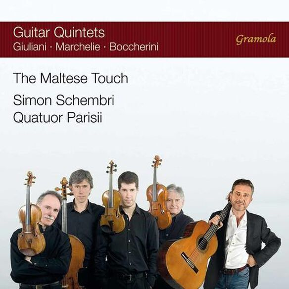 Maltese Touch: Guitar Quintets