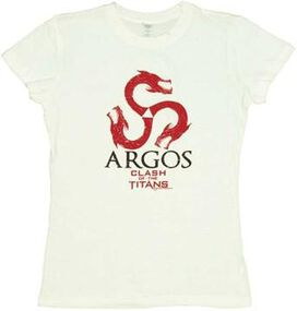 Clash of the Titans Argos Baby Tee