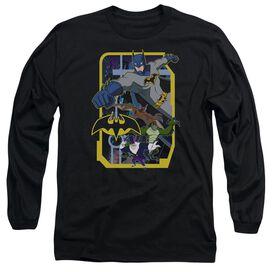 Batman Unlimited Unlimited Villains Long Sleeve Adult T-Shirt
