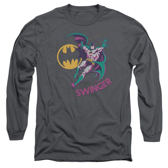 Dco Swinger Long Sleeve Adult T-Shirt