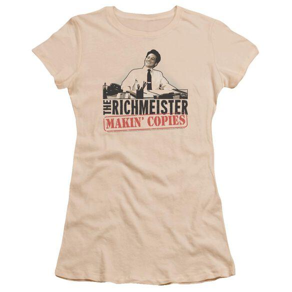 Snl The Richmeister Premium Bella Junior Sheer Jersey