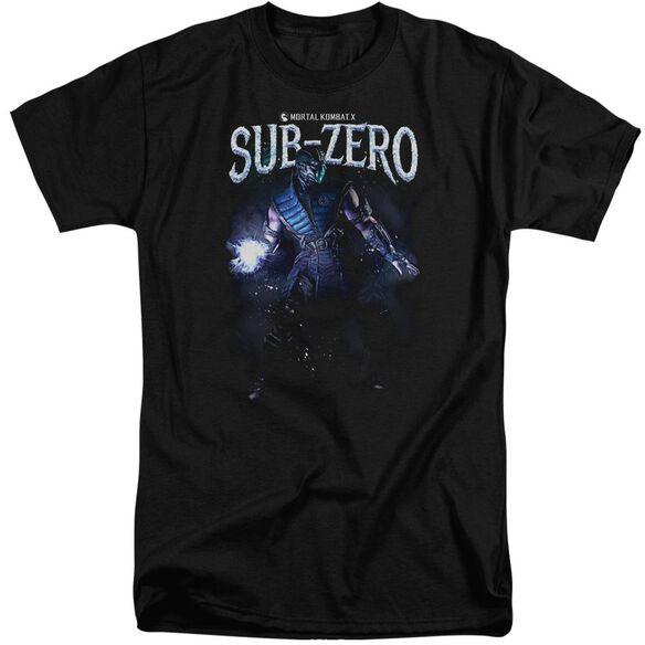 Mortal Kombat Sub Zero Short Sleeve Adult Tall T-Shirt