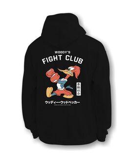 Riot Society - Woody Woodpecker Fight Club Hoodie