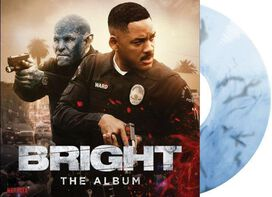 Various Artists - Bright Netflix Original Soundtrack [Exclusive Clear with Blue & Black Smoke Vinyl]