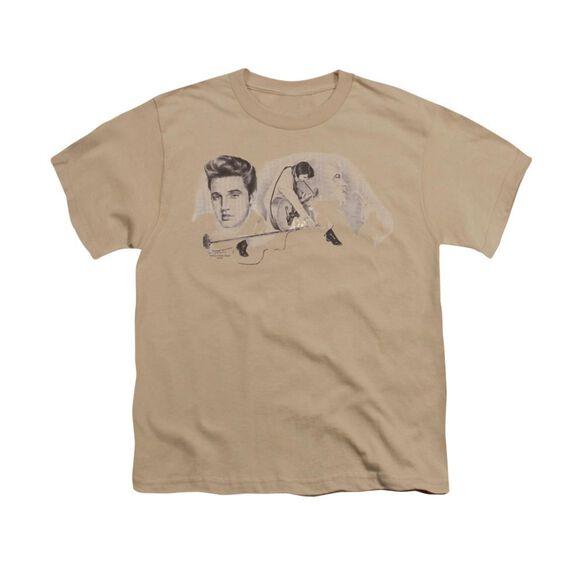 Elvis American Trilogy Short Sleeve Youth T-Shirt