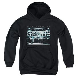 Ray Charles Packed House Youth Pull Over Hoodie