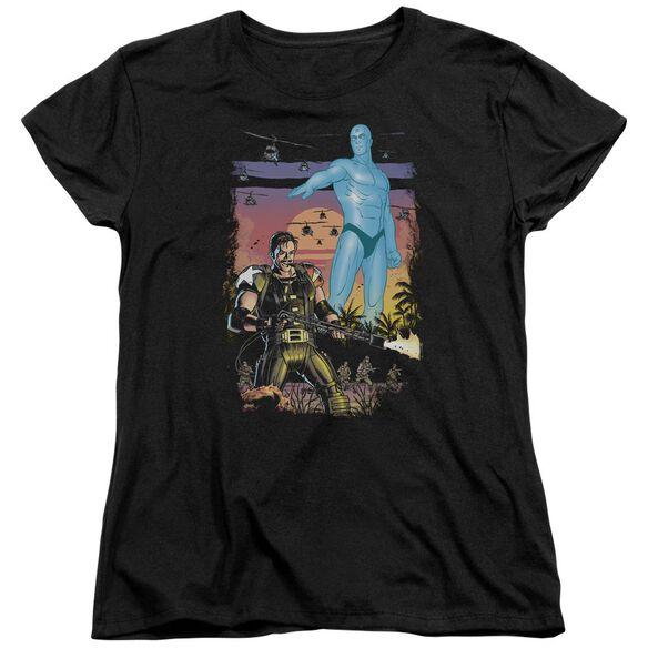 Watchmen Winning The War Short Sleeve Womens Tee T-Shirt