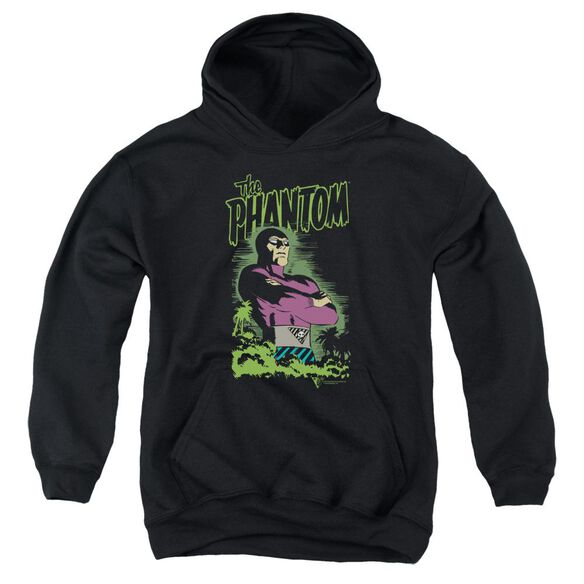 Phantom Jungle Protector Youth Pull Over Hoodie