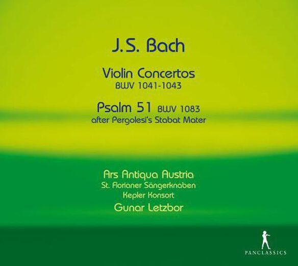 Violinkonzerte Bwv 1041 1043
