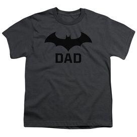 Batman Hush Dad Short Sleeve Youth T-Shirt