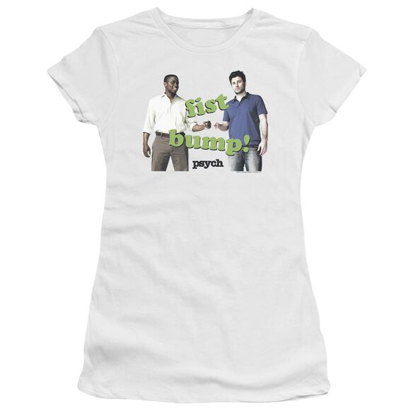 Psych Bump It Short Sleeve Junior Sheer T-Shirt