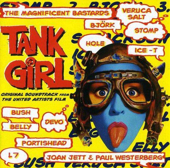 Tank Girl / O.S.T. (Mod)