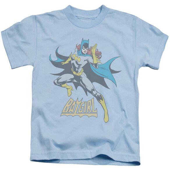 Dc See Ya Short Sleeve Juvenile Light Blue T-Shirt