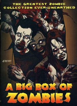 Image of A Big Box of Zombies