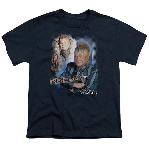 Star Trek Neelix Short Sleeve Youth T-Shirt