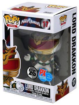 Funko Pop!: Lord Drakkon [ PX Previews Exclusive]