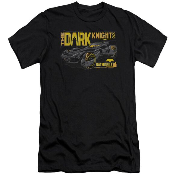 Batman V Superman Mobile Dark Knight Short Sleeve Adult T-Shirt