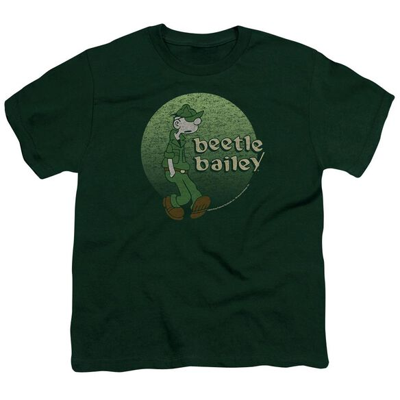 Beetle Bailey Beetle Short Sleeve Youth Hunter T-Shirt