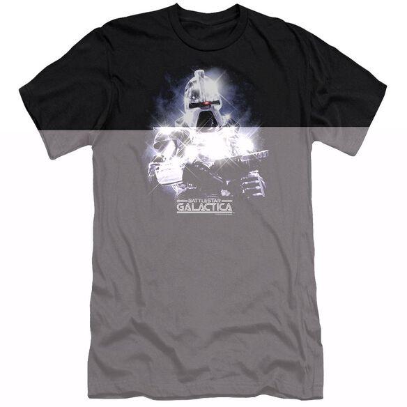 BSG 35TH ANNIVERSARY CYLON - S/S ADULT 30/1 - BLACK T-Shirt