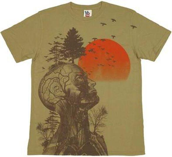 Hangover Human Tree Alan T-Shirt