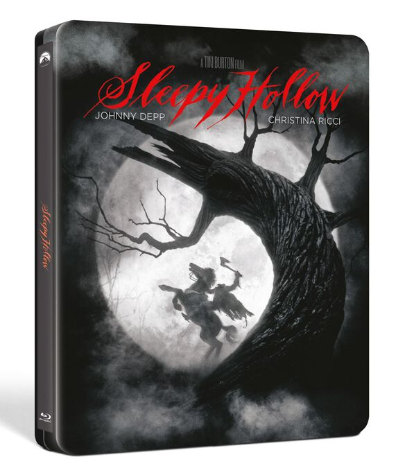 Sleepy Hollow [Exclusive Blu-ray Steelbook]