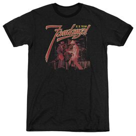 Zz Top Fandango Adult Ringer