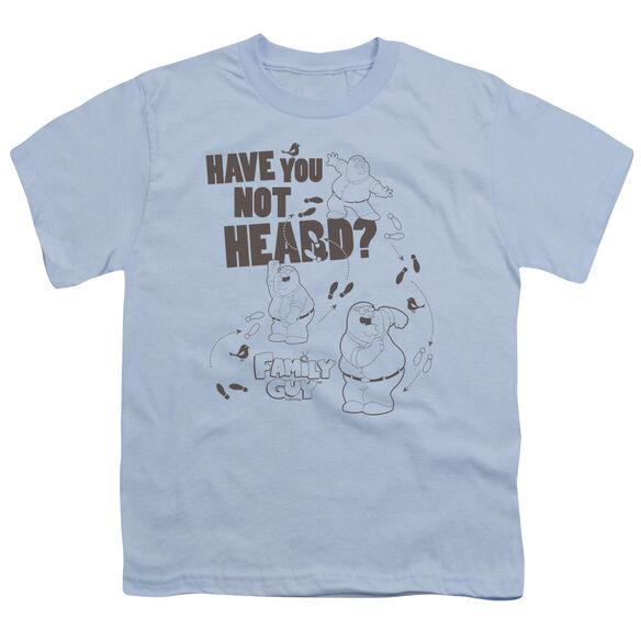 FAMILY GUY NOT HEART-S/S YOUTH T-Shirt