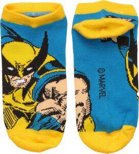 X Men Wolverine Action Low Cut Socks