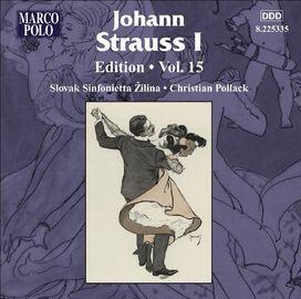 J. Strauss - Johann Strauss I Edition 15