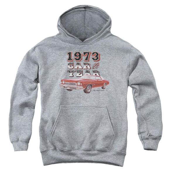 Chevrolet Car Of The Year Youth Pull Over Hoodie Athletic