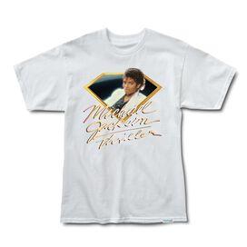 Diamond Michael Jackson Thriller T-Shirt