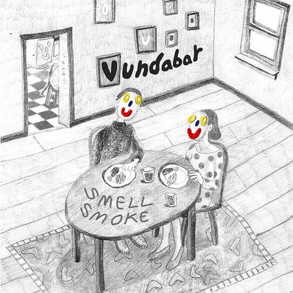 Vundabar - Smell Smoke (color Vinyl)