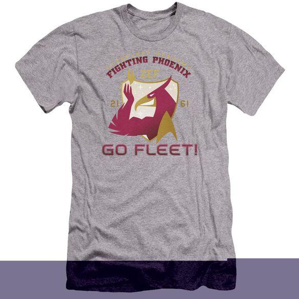 Star Trek Fighting Phoenix-premuim Canvas Adult Slim Fit