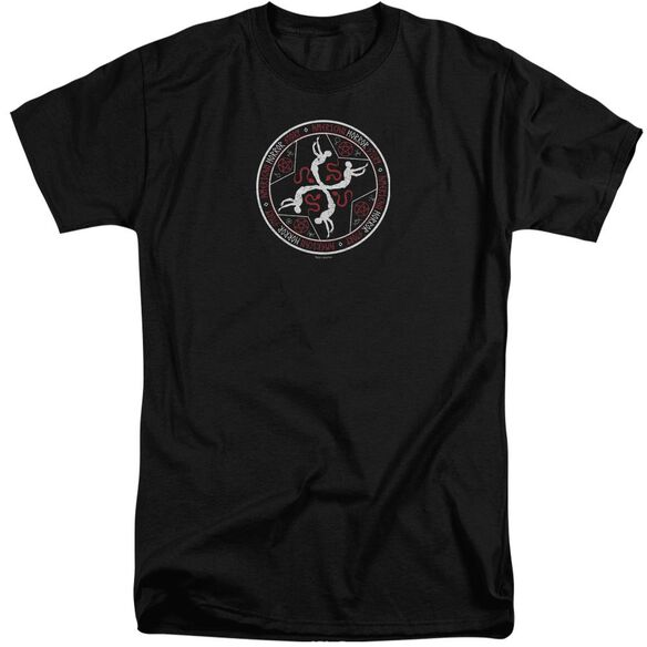 American Horror Story Coven Serpent Sigil Short Sleeve Adult Tall T-Shirt