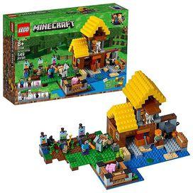 LEGO Minecraft the Farm Cottage Building Kit