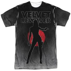 Velvet Revolver Contraband Sub Short Sleeve Adult Poly Crew T-Shirt