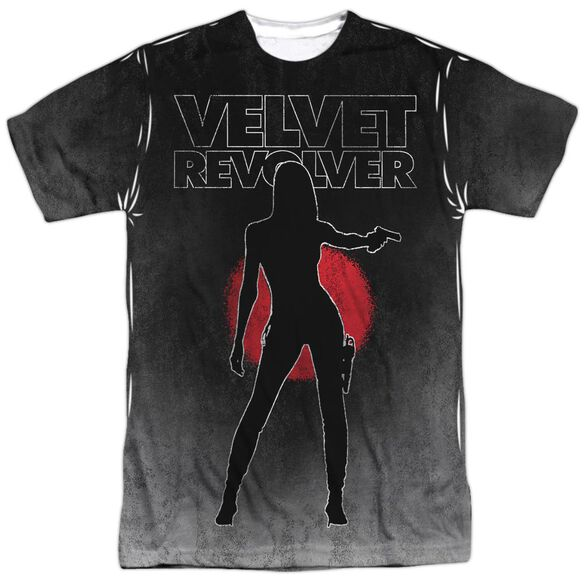 Velvet Revolver Contraband Sub Short Sleeve Adult Poly Crew T-Shirt