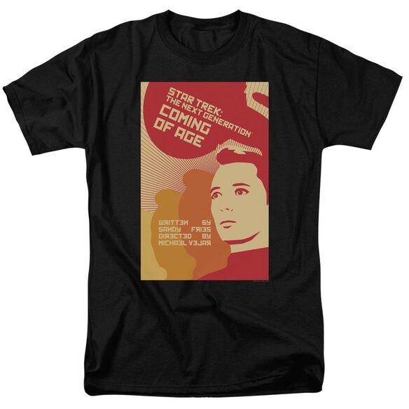 Star Trek Tng Season 1 Episode 19 Short Sleeve Adult T-Shirt