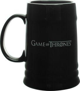 Game of Thrones Stark Sigil Stein Mug
