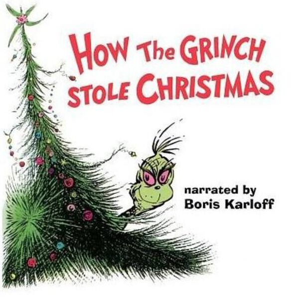 How The Grinch Stole Christmas / O.S.T.