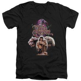 Dark Crystal The Good Guys Short Sleeve Adult V Neck T-Shirt