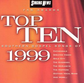 Various Artists - Top Ten Southern Gospel Songs of 1999