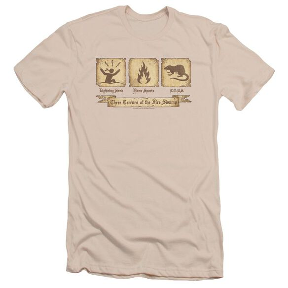 Princess Bride Three Terrors Short Sleeve Adult T-Shirt