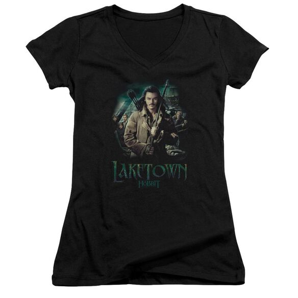 Hobbit Protector Junior V Neck T-Shirt