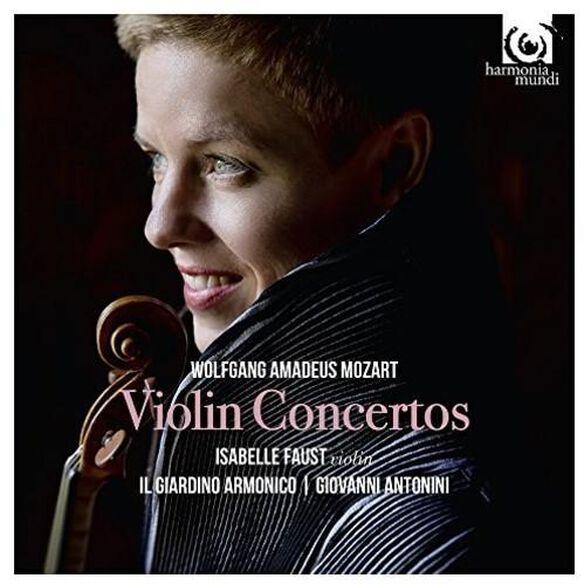 Mozart/ Isabelle Faust - Mozart: Complete Violin Concertos
